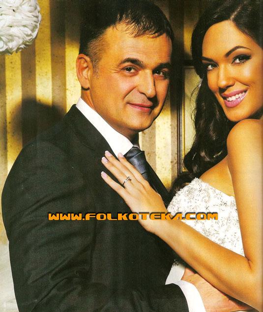 Svadba Nina Radulovic i Branislav Lecic