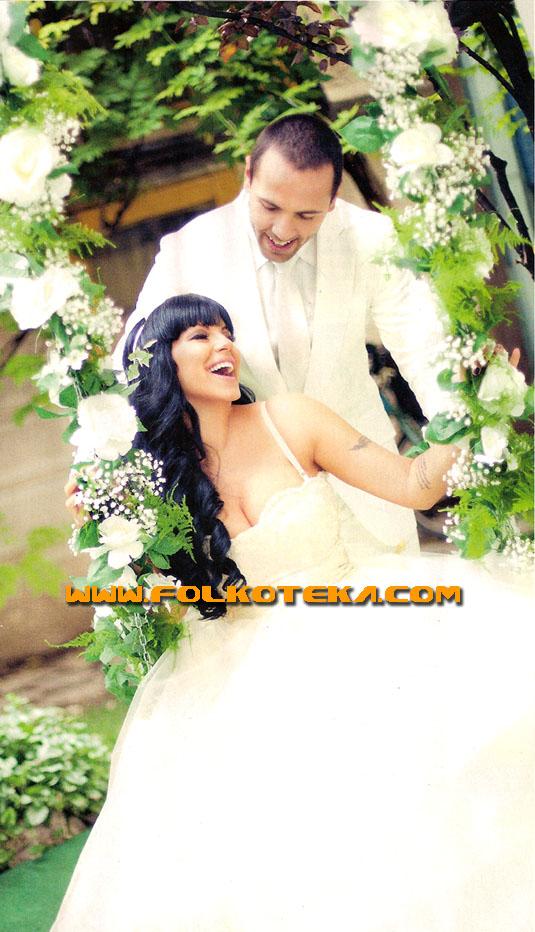 Seka i Veljko vencanje