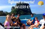 Tajland, SABAI TRAVEL! Mart 2018