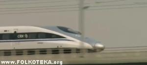 Superbrzi kineski voz